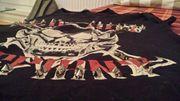 Rockiges punkiges Outfit-
