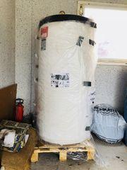 Wasser-Druckspeicher 150L Stahl emailliert - 1