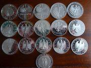 10EUR Münzen aus