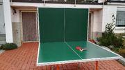 Tischtennisplatte sehr hochwertig