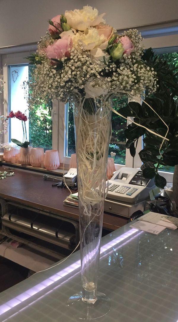 Hochzeit Dekoration Konische Glasvasen Bodenvasen 13er Set In