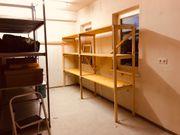 Lagerraum Abstellraum 13 m² zu