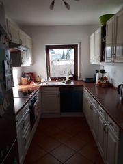 Küche Landhausstil weiß