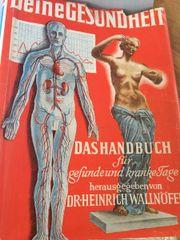 Gesundheitsbuch von Dr Heinrich Wallnöfer
