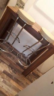 2 Barhocker / Barstühle