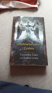 shadowhunter codex