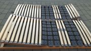 2x Dunlopillo Teller-Lattenrost 90x200 cm