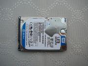 Verkaufe Festplatte WD Blue 1TB