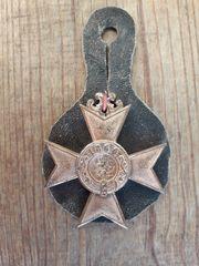 Militaria Bayern Militärverdienstkreuz 3 klasse