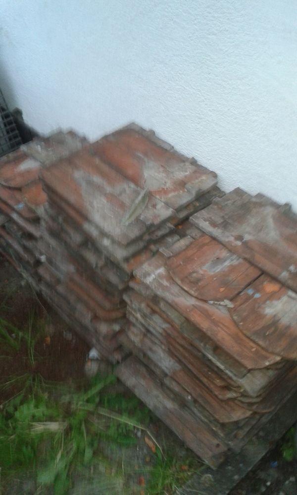 Dachziegel Zu Verschenken An Selbstabholer In Karlsruhe Fliesen - Fliesen kaufen karlsruhe