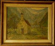 Gemälde Ölgemälde Rudolf
