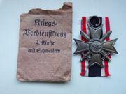 Kriegsverdienstkreuz 2 Klasse 1939