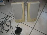 Typhoon PC Lautsprechersystem Lautsprecher für