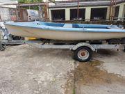 ruderboot.segelboot angelboot