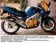 Motorrad Superbikeumbau