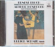 Bloch Honegger-Konzert für Violoncello und