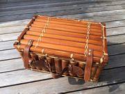 Picknickkoffer aus Bambus