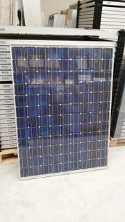 PV Modul Isofoton I-159 Watt
