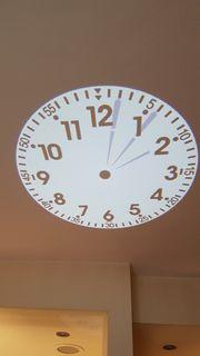 Glovion LED digital Wand-Projektion Uhr