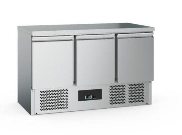 Kühltisch Tisch mit 3 Türen-Neuware