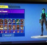 Fortnite Account Ghoul Trooper