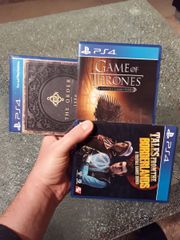 PS4 Game of