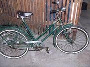 Wanderer Oldtimer Fahrrad
