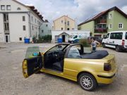 VW GOLF IV Cabriolet