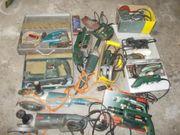 Wir kaufen Werkzeug Gartengeräte aller