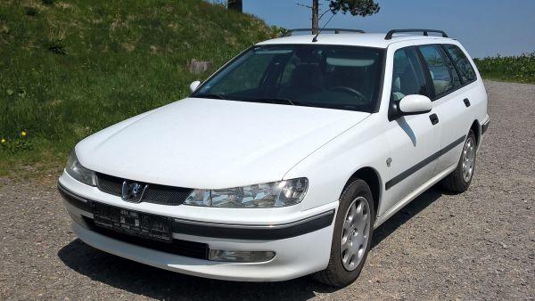 Peugeot Kombi 406 » Peugeot 405, 406, 407, 607, 807