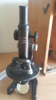 Mikroskop Leitz