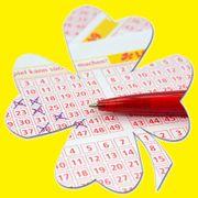 Schreibwarenladen mit Lotto/