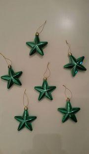 Stern-Anhänger für Weihnachten