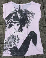 Crazyworld Shirt rosa