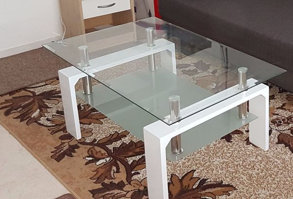 Couchtisch Glas Designermobel Gebraucht Kaufen Nur 4 St Bis 65