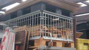 Metallgitter-Paletten-Rahmen