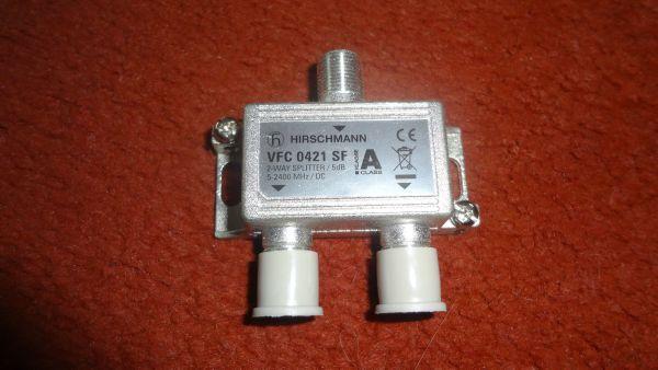 Hirschmann VFC 0421 sf Satelliten-Verteiler