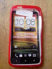 HTC Schutzhülle rot