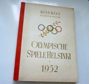 Buch Olympische Spiele Helsinki 1952