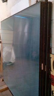 2 Stk Fensterscheiben 2-fach verglast