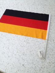 Deutschlandfahne für das Auto