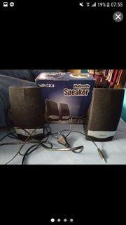 multimedia speaker boxen