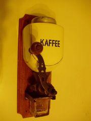 Omas Kaffeemühle für