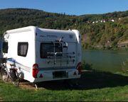 Hobby-Wohnwagen 440 SF De Luxe