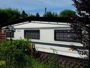 Wohnwagen Hobby-Landhaus