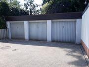 3 Garagen - Lageraum oder Einzelgarage