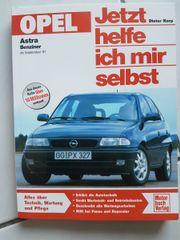 Buch OPEL Astra Benziner - Jetzt
