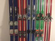 Alte Ski