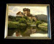 Dausenau Schloss Langenau a d