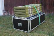 iQ-Campingbox mit Klappmatratze